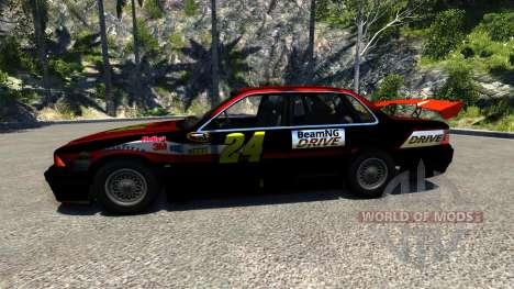 Gavril Grand Marshal Sport para BeamNG Drive