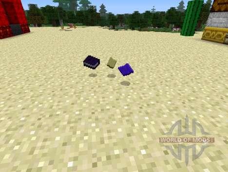 Urdimbre libro - el Libro de la teletransportaci para Minecraft