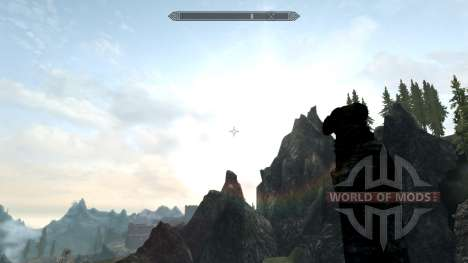 Pure Weather para Skyrim segunda pantalla