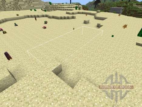 CopyWand - copia de la varita para Minecraft