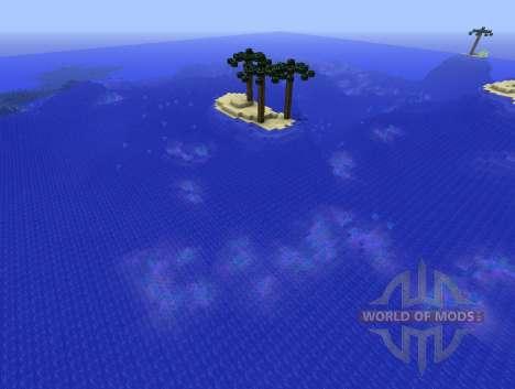De los Arrecifes de Coral los corales para Minecraft