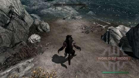 Regifting Lycanthropy - Infinite para Skyrim