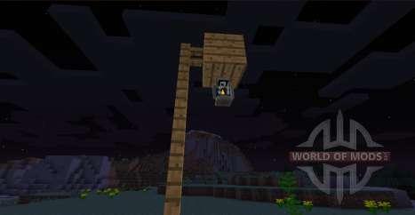 Lámpara para Minecraft
