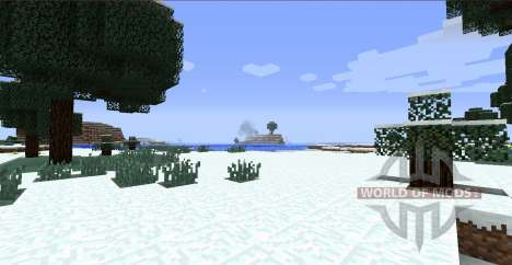 TooManyBiomes para Minecraft