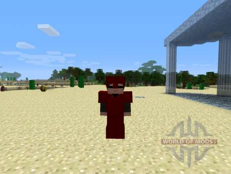Más de Armaduras - nuevas armaduras para Minecraft