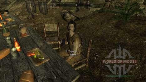 Reversusque mina para Skyrim sexta pantalla