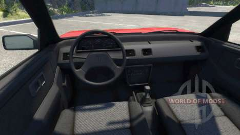 Ibishu Pickup para BeamNG Drive