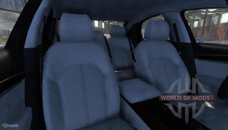 Audi A8L para BeamNG Drive