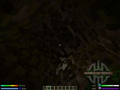 EnviroMine - hardcore para Minecraft