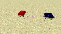 Especies de tortugas tortugas para Minecraft