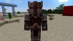 Guardias Mod - caballeros para Minecraft