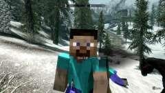 MinerFriends NPC de minecraft