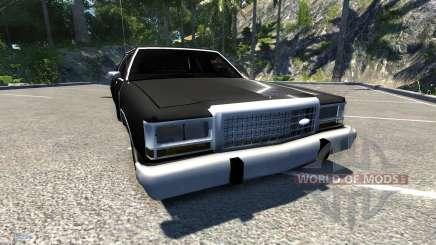 Ford LTD Crown Victoria para BeamNG Drive