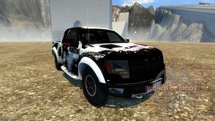 Ford F-150 SVT Raptor para BeamNG Drive