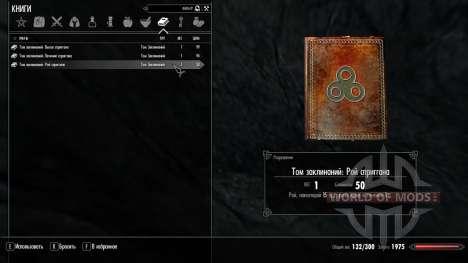 La magia de spriggan para Skyrim quinta pantalla