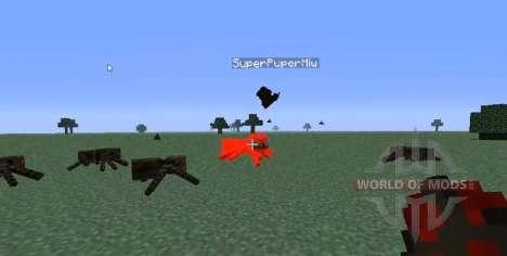 Domesticado bat para Minecraft