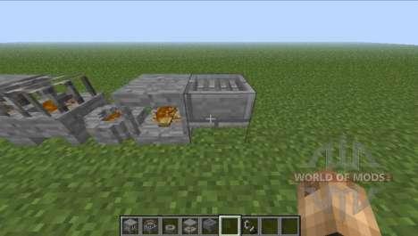 Chimeneas para Minecraft