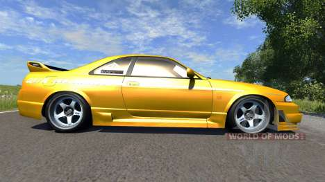 Nissan Skyline Nismo 400R para BeamNG Drive