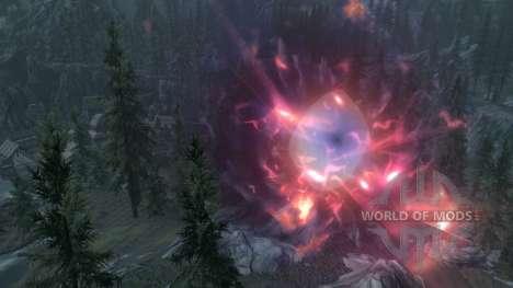 El personal del espíritu para Skyrim
