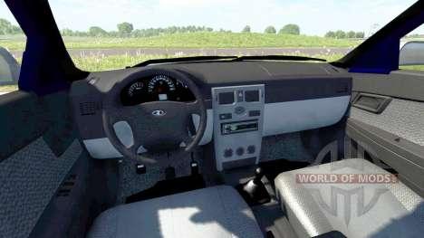 ВАЗ-2171 INSTALADOS Antes de la Universal para BeamNG Drive