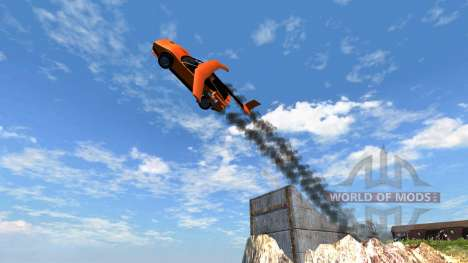 DSC FT40 Rocket para BeamNG Drive