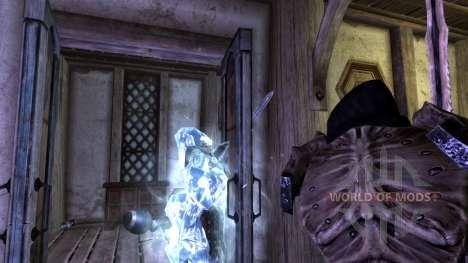 Another Dovahkiin para Skyrim octavo de pantalla