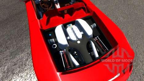 Porsche Carrera GT para BeamNG Drive