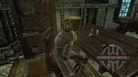 Alto rey de la Torá para Skyrim