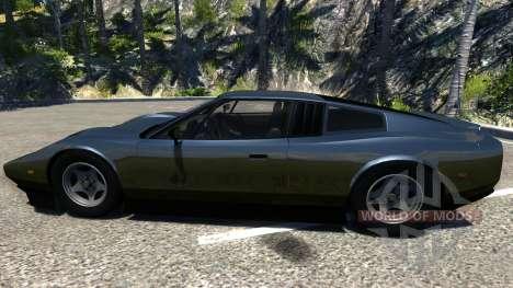 Civetta Bolide FT40 v1.1 para BeamNG Drive