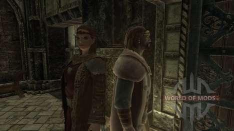 Alto rey de la Torá para el tercer Skyrim pantalla