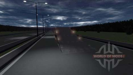 Ubicación-Carretera- para BeamNG Drive
