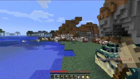 Mágico varas para Minecraft