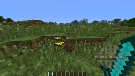 Cofre misterioso para Minecraft