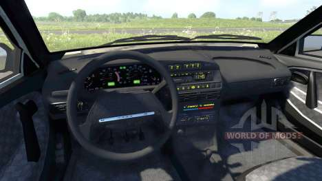 VAZ-2114 Samara-2 para BeamNG Drive