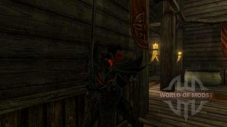 Satélite Dremora para Skyrim segunda pantalla
