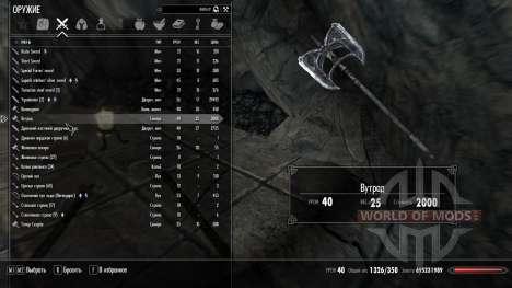 No se maravilló artefactos para el tercer Skyrim pantalla