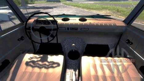VAZ-2102 para BeamNG Drive
