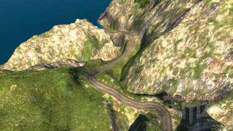 Ubicación-Pik- para BeamNG Drive