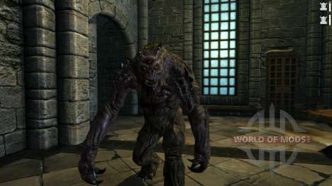 Llame a los trolls para Skyrim segunda pantalla