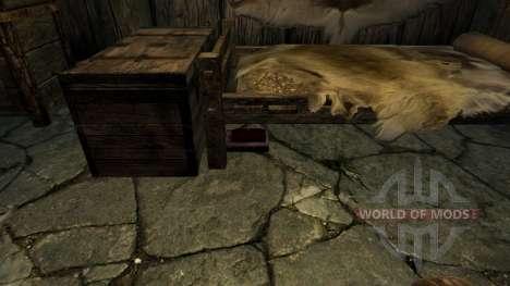 El secreto de la nigromante para el cuarto Skyrim pantalla