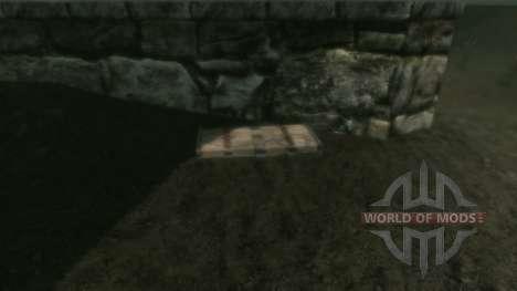 El elixir de Dios para el cuarto Skyrim pantalla