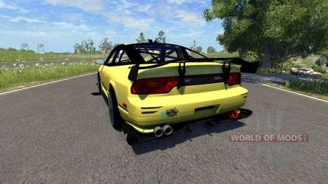 Nissan 180SX para BeamNG Drive