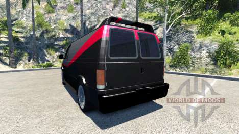 Gavril H-Series Commando para BeamNG Drive