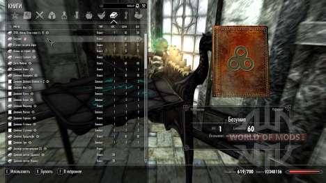 Locura para Skyrim segunda pantalla