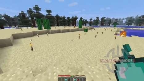 Más manzanas para Minecraft