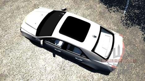 Cadillac CTS-V para BeamNG Drive