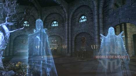 El personal de sacerdote para Skyrim