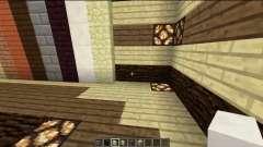 Vertical de la plataforma para Minecraft