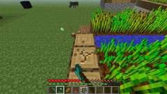 Cambio automático de instrumentos para Minecraft
