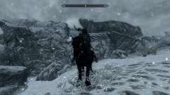 Aceleración de vainilla caballos